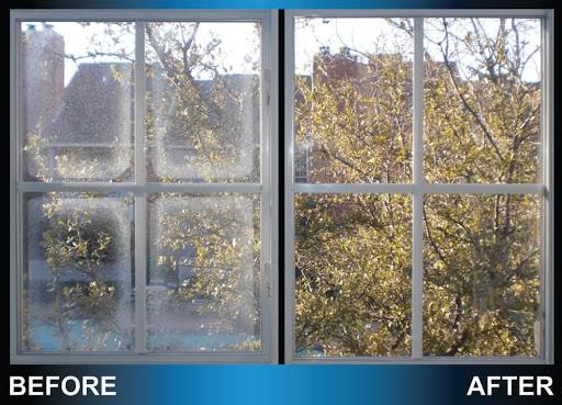 Foggy Window Repair in Keller Cleaning Windows